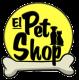 Logo El Pet Shop, La mejor tienda online para mascotas